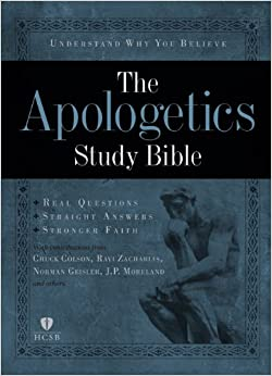 Amazon.com: apologetic study bible