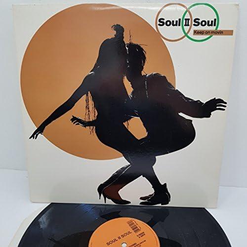 "SOUL II SOUL, keep on movin, 0-96556, 12"" LP: Amazon.co.uk: Music"