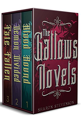 The Gallows Novels Box Set: Books 1 - 3 by [Stevenson, Sharon]
