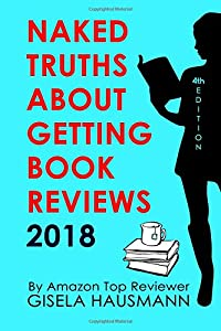 NAKED TRUTHS About Getting Book Reviews 2018