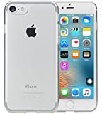 SDO™ Ultra Thin Silicone Soft Jelly Back Case Cover for Apple iPhone 7 (Transparent)