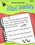 Mind Benders - Verbal: Deductive Thinking Skills, Grades K-2