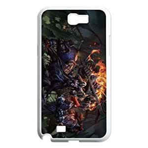 Samsung Galaxy N2 7100 Cell Phone Case White League of Legends Pentakill Olaf GYV9414800