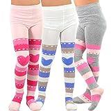 Best Heart Girls - Naartjie Kids Legwear Girls Hearts Legging with Ruffle Review