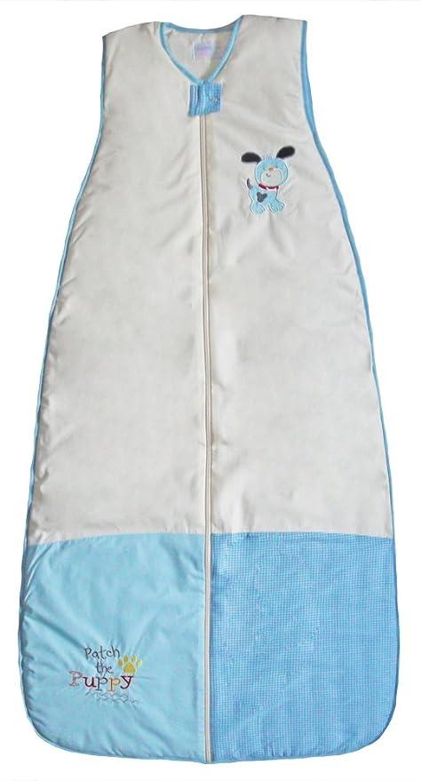El sueño bolsa 130 cm Unisex parche cachorro algodón bebé saco de dormir 1,0