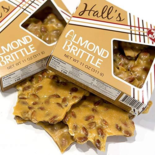 (Hall's Almond Brittle, 11 oz)