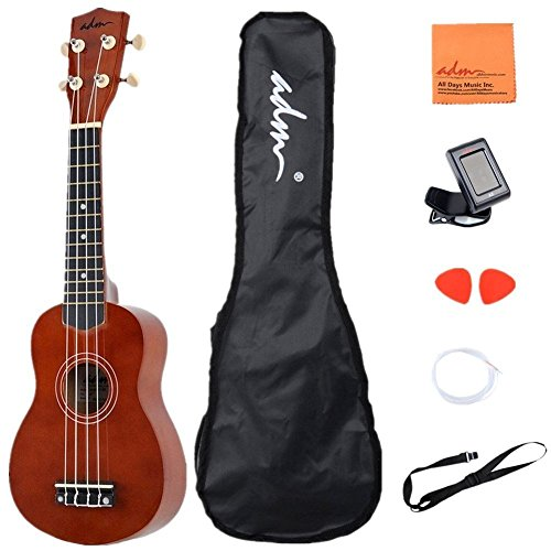 Traditional Soprano Ukulele Start Pack