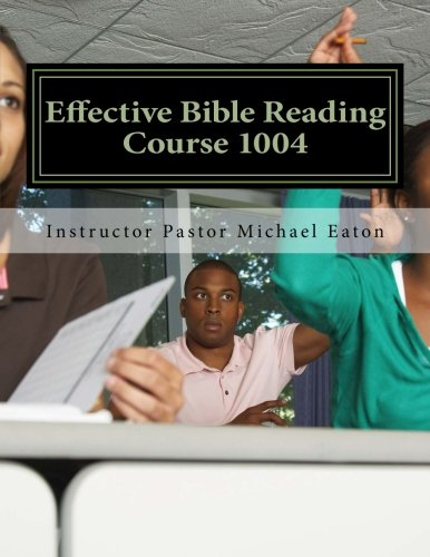 Effective Bible Reading