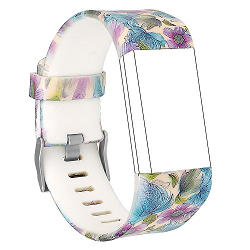Light Blue Leather Band - 6