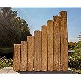 5m x 1 5m bambusmatte bambus sichtschutzmatte. Black Bedroom Furniture Sets. Home Design Ideas