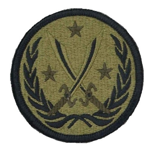 Scorpion Joint - CUSTOM ISIS OCP Scorpion Combined Joint Task Force Operation Inherent Resolve Multicam Patch