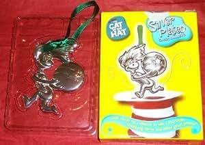 Amazon.com: Dr Seuss Cat in the Hat Christmas Ornament