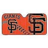 Team ProMark San Francisco Giants Auto Sun Shade 59x27