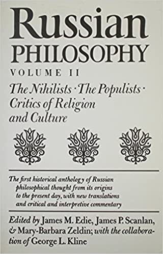 Russian Philosophy Is