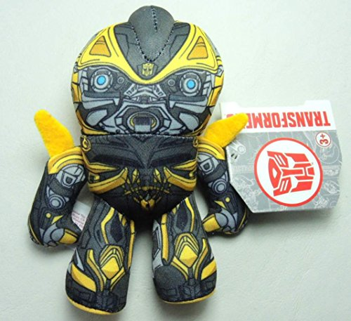 Transformers-Age of Extinction 5 inch Bumblebee Plush (Transformers Age Of Extinction Bumblebee Toy)