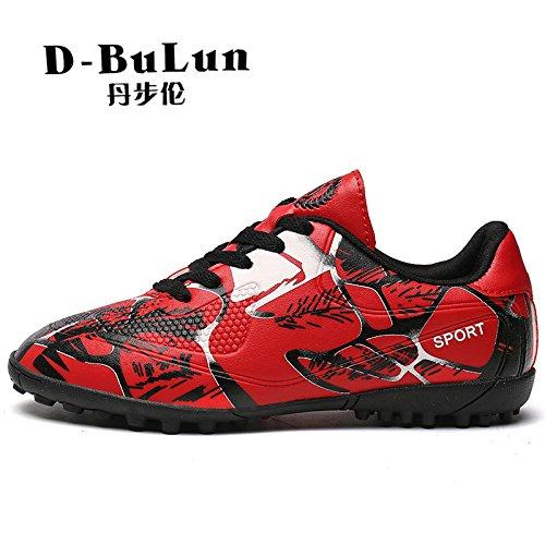 Xing Lin Zapatos De Fútbol El Muelle Nuevo Fútbol Zapatos Antideslizantes De Estudiantes Jóvenes Muchachos Y Muchachas Uña Rota Las Zapatillas De Entrenamiento red