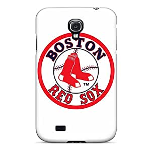 DavidStu Galaxy S4 Well-designed Hard Case Cover Boston Red Sox Protector