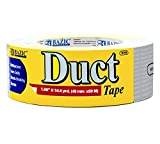BAZIC 1.88 X 60 Yards Silver Duct Tape (Case of 12) by Bazic