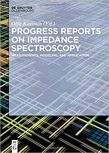 Bildergebnis für Progress Reports on Impedance Spectroscopy: Measurements, Modeling