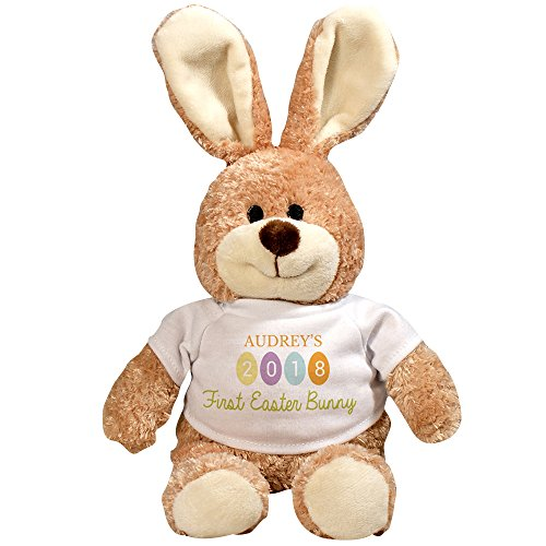 Personalized Easter Bunny (GiftsForYouNow My First Easter Personalized Easter Bunny, 12