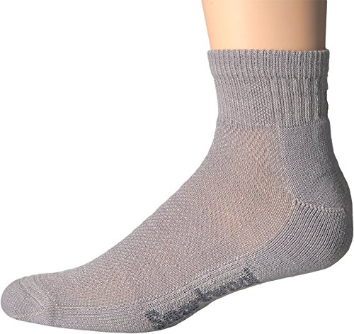 SmartWool Men's Hike Ultra Light Mini Socks (Gray) Large