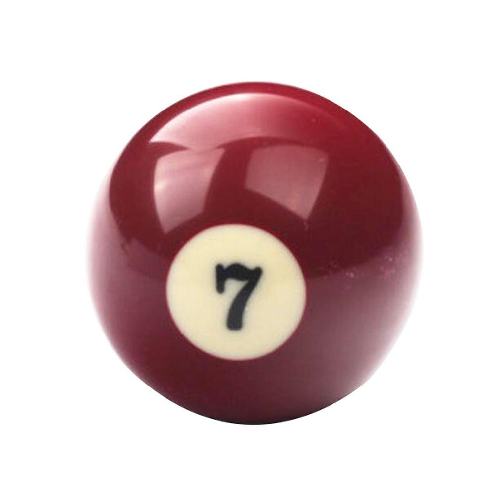 1 PCS Cue Sport Snooker USA Pool Billiard Balls 57.2 mm /2-1/4 - NO.7 George Jimmy