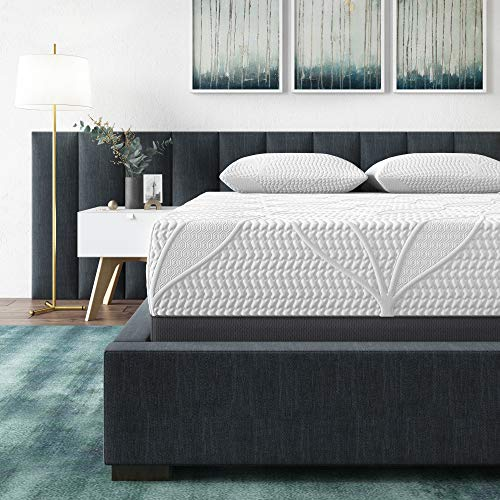 Classic Brands Cool Gel 2 0 Ultimate Gel Memory Foam 14 Inch Mattress With 2 Bonus Pillow Queen White