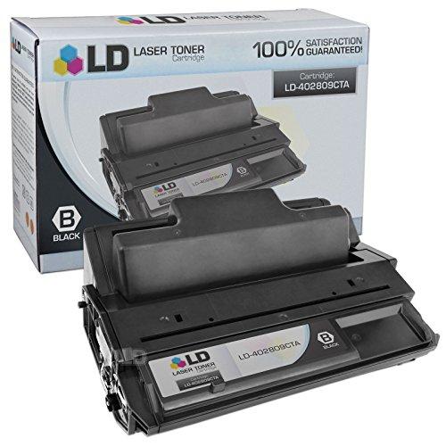 LD Compatible Toner Cartridge Replacement for Ricoh 402809 Type 120 (Black) (Ricoh Aficio Sp 4100n)