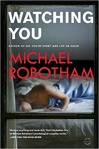 Watching You Joseph OLoughlin Michael Robotham 9780316252010 Amazon Books
