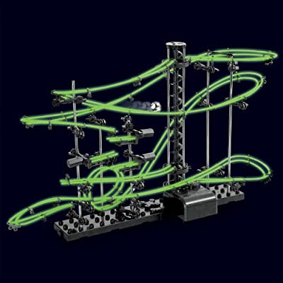 Tobar 19542 Glow in The Dark Rail Race, 10m: Toys & Games