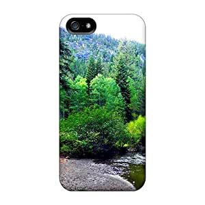 Perfect Fit HJysgOO1370SkNJr Upper Truckee River Bank Case For Iphone - 5/5s