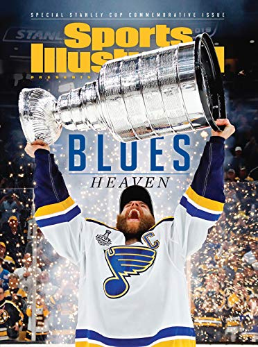 Commemorative Cover - PosterWarehouse2017 ST. Louis Blues Win 2019 Stanley Cup Title 13