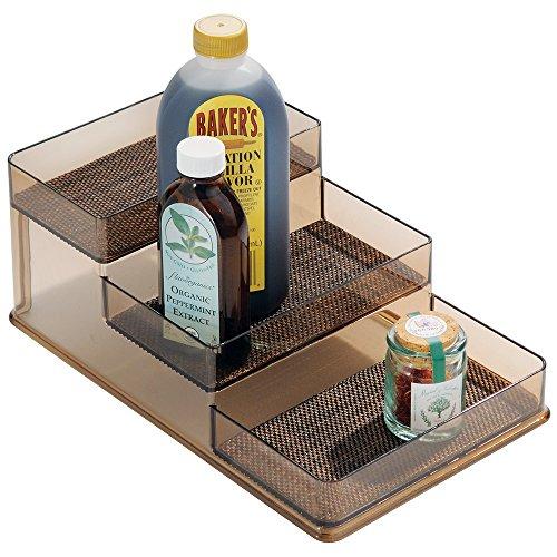mDesign Organizer Kitchen Cabinet Countertops
