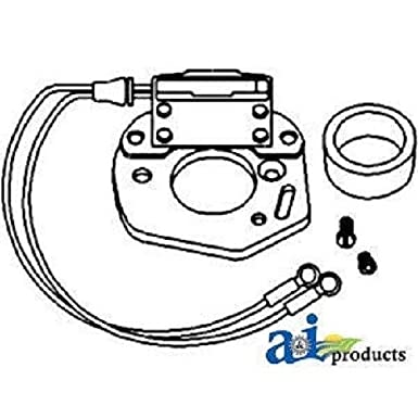 Amazon Com 21a306d Ignition Module Fits Case Ih 2544 3514 544 574