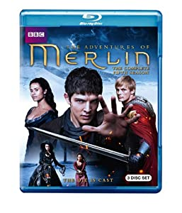 Cover Image for 'Merlin: The Complete Fifth Season'