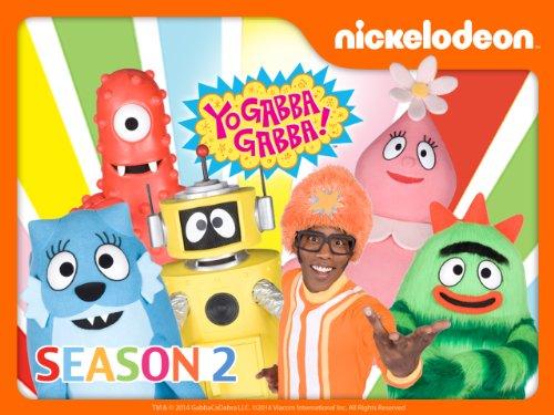 amazoncom yo gabba gabba season 2 dj lance rock the