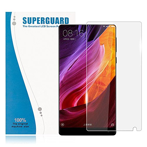 Tempered Glass Screen Protector Guard for Xiaomi Mi Note - 8