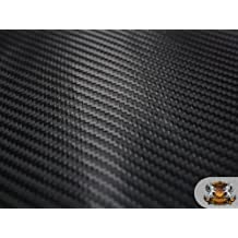 "Vinyl CARBON FIBER Upholstery Fabric / 58"" Wide / Sold by the yard"