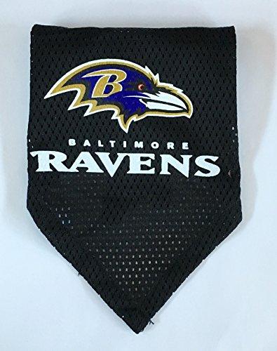 Hunter Baltimore Ravens Pet Dog Football Jersey Bandana M/L