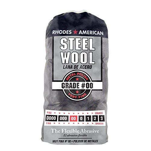 00 Steel Wool Pad - 4