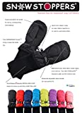SnowStoppers Kid's Nylon Waterproof Snow Colorful