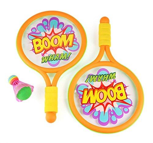 MONOMONO-Children Colorful Tennis Badminton Racket Set Outdoor Sports Game - Sunglasses Adizero