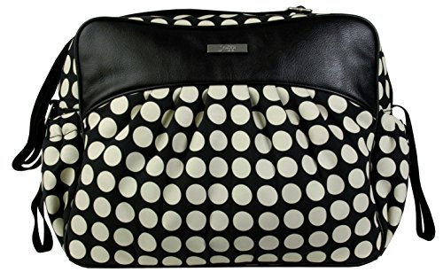 kalencom-jazz-collection-heavenly-dots-black-cream