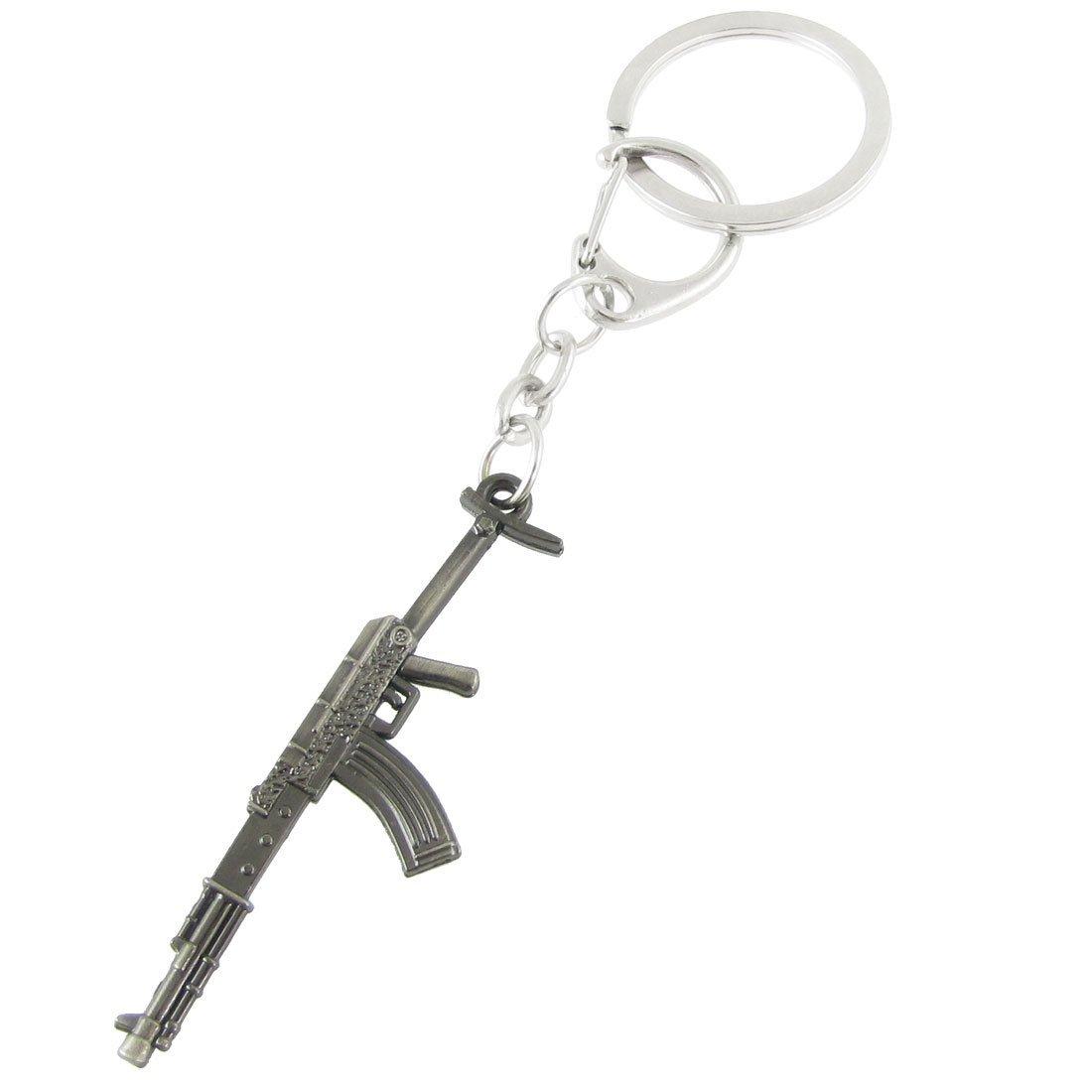 K2 Asalto Rifle colgante de la langosta Llavero del pedernal ...