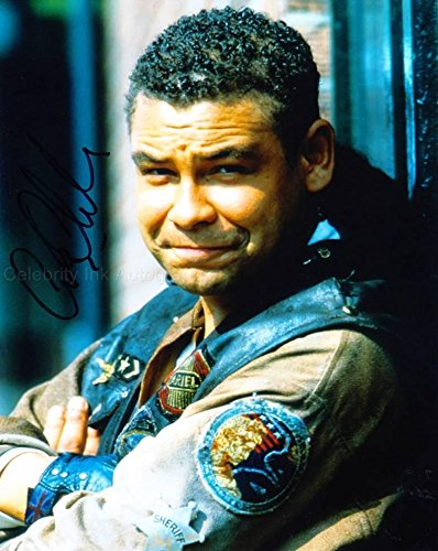 CRAIG CHARLES as Dave Lister - Red Dwarf GENUINE AUTOGRAPH from Celebrity Ink