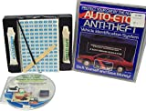 Car/Auto/Vehicle VIN Glass Etching Kit for Anti-Theft