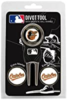 MLB San Francisco Giants Divot Tool Pack With 3 Golf Ball Markers