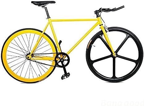 Mark8shop 20 Inch Urbana Fixie Pista Bicicleta Fija Gear 700 C ...