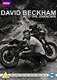 David Beckham Into The Unknown [DVD]