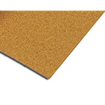 QEP 72001Q Natural Cork Underlayment 1/2 Inch Sheet 150 Square-Feet (25-Sheet)